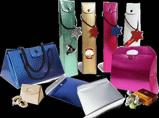 barchetta di carta di colore blu che simboleggia le personalizzazioni dei prodotti, servizio di cui dispone Willchip International
