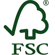 Forest Stewardship Council logo is a non-profit international NGO.