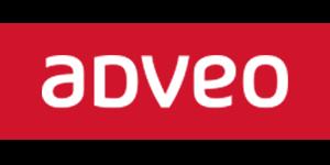 logo di Adveo, azienda che collabora con Willchip International