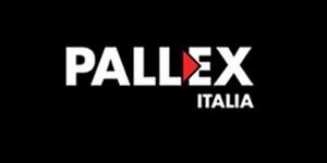 logo di Pallex Italia, azienda che collabora con Willchip International
