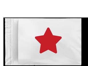 Busta bianca con un lucchetto blu che rappresenta la categoria dei prodotti di sicurezza di Willchip International