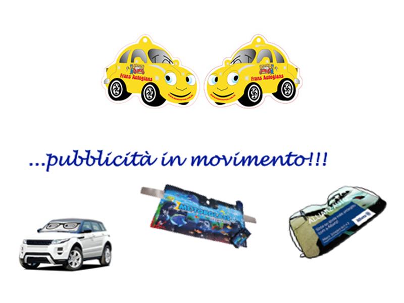 Pubblicità in movimento